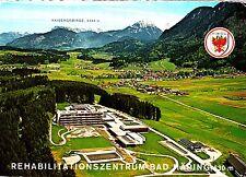 Bad Häring , Reha-Zentrum , Ansichtskarte, 1978 gelaufen