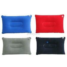 Travel Camping Inflatable Air Pillow Comfortable Cushion Protect Head Neck Rest