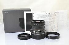 [MINT+]Voigtlander Ultron 28mm F/2 VM Lens for Leica M mount w/Box From Japan