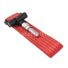 High Strength Racing Tow Towing Red Strap Hook for Car Autos Front Bumper