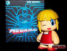 "Roll - Mega Man CAPCOM Mini 3"" Vinyl Figure by Kidrobot - NES SNES Nintendo"