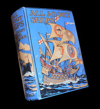 All About Ships - TITANIC 1912 - Lieut. Taprell Dorling - Navy Ships Maritime