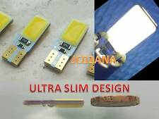 UK Sell- 2x T10 WHITE GEL COB LED CANBUS CAYMAN BOXSTER 911 MERCEDES AUDI TT S3