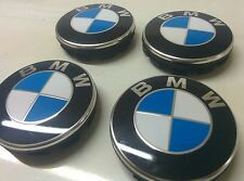x4 genuine original OEM BMW Wheel Center Caps 678353603  678353604 (68mm)