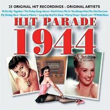 CD*HITPARADE 1944**25 GROSSE HITS***NAGELNEU & OVP!