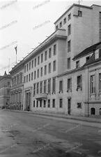 Negativ-Berlin-1940-Architektur-stadt-Straßen szene-neue reichskanzlei-1