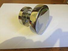 Karcher design plat disque à mortaise knob set polisseuse chrome suspendu rose poignée