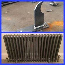 Fonte radiateur supports muraux stay 4 colonne radiateurs 410mm - 610mm haute