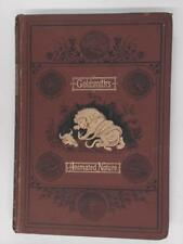 A History of the Earth & Animated Nature. Div. I (Goldsmith's - 1874) (ID:53111)
