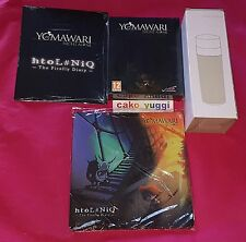 YOMAWARI NIGHT ALONE / HtoL#NiQ: The Firefly Diary PS VITA LIMITED EDITION NISA