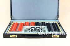 SPL232A Trial Lens Set Optical Trial Lens Case Leather Case + Free Trial Frame