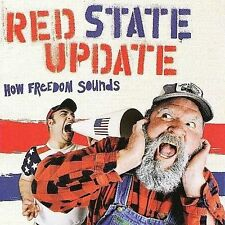 How Freedom Sounds Red State Update Audio CD