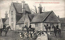 Cirencester. V.W.H. Earl Bathurst's Hounds by W.D.M. & Co., Cirencester.