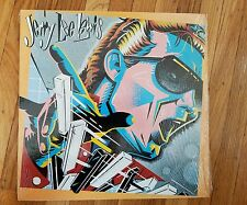 JERRY LEE LEWIS SELF TITLED 6E-184 Near Mint Vinyl LP Excellent record Cover Cut