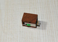 WOOD BODY f. Audio-Technica AT95E Cartridge MC Look Tonabnehmer MAHAGONY