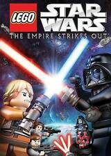 LEGO Star Wars: The Empire Strikes Out New DVD