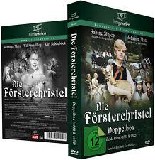 Die Försterchristel - Doppelbox - Filmjuwelen DVD - Sabine Sinjen, Johanna Matz