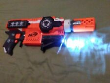 Nerf Stryfe tacti-cool Fore grip flashlight BLACK