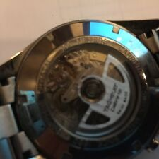 Mint Tag Heuer Carrera Black-Dial Stainless Steel Chronograph Men's Watch