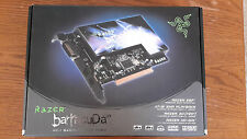 Razer Barracuda PCI (RZ82-00130100-B2M1) Sound Card