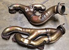 00-03 BMW E53 X5 4.4 4.6 M62 VANOS ENGINE EXHAUST MANIFOLD HEADERS