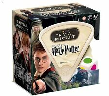 World of Harry Potter Film Trivial Pursuit Card Game Event Birthday Gift NEW