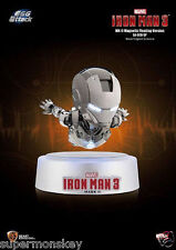EGG ATTACK IRON MAN 3 MK-II MAGNETIC FLOATING EA-008SP LED FIGURE ELECTROPLATING