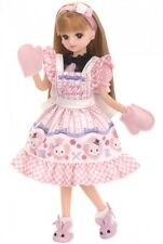 Takara Tomy LW-06 Licca Doll Apron Set doll not included