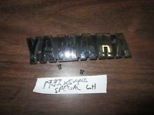 Yamaha XS400 Special left tank badge