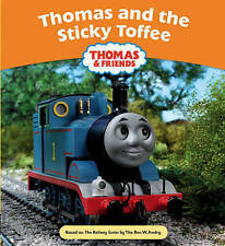 Thomas and the Sticky Toffee (Thomas & Friends),    Paperback Book   Good   9781