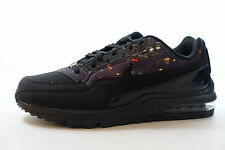 MENS NIKE AIR MAX LTD 3 PREM SHOES SIZE 9.5 black grey volt 695484 007