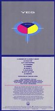 "Yes ""90125"" ""Owner of a lonely heart""+""It can happen""! Rhino-Qualität! Neue CD"