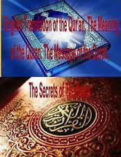 English Translation of the Qur'an, the Meaning of the Quran, the Message of...