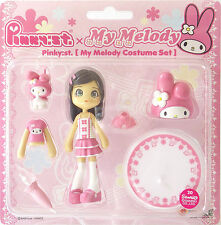 Pinky:st Street PC006 Sanrio Hello Kitty MY MELODY Sacchin Vinyl Toy Figure Set