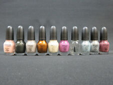 SEPHORA By OPI Nail Polish 0.5 oz .5 oz authentic lot of 10 (damaged bottles)