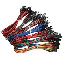 16pcs 30cm 2pin Male to Male jumper Dupont cable for multi-project experiment