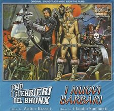 The New Barbarians - Complete Score - Limited Edition - Claudio Simonetti