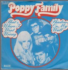 "7"" Poppy Family That`s Where I Went Wrong  DECCA DL 25 427"