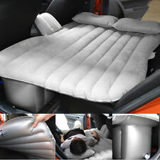 Car SUV Inflatable Air Bed Mattress Seat Sleep Rest Spare Travel Holiday Camping