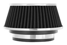 "Cone AIir Filter Fits 3""&  3.5"" & 4"" Diameter Intake Tube Black CONE 8161"