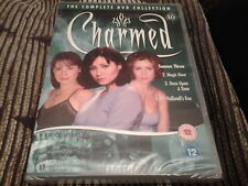 dvd charmed collection dvd number 16 new sealed 125 minutes long