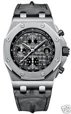 Audemars Piguet Royal Oak Offshore Chrono 42mm 26470st.oo.a104cr.01 Ret: $26,000