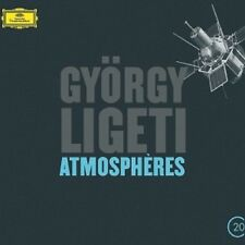 ABBADO/WP/LONDON SINONIETTA/+ - ATMOSPHERES/+ (GYÖRGY LIGETI)  CD  NEU
