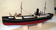 "Beautiful, brand new wooden model ship kit by Deans Marine: the ""SS Redshanks"""