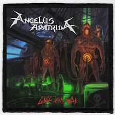 ANGELUS APATRIDA PATCH / SPEED-THRASH-BLACK-DEATH METAL