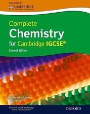 Complete Chemistry for Cambridge IGCSE with CD-ROM von Rosemarie und Paul Galla…
