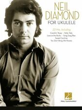 Neil Diamond for Ukulele Sheet Music Ukulele Book NEW 000701725