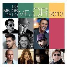 Lo Mejor De Lo Mejor 2013