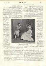 1901 Ms Sylvia Thorn Dora Kersley Mirror Dance Palace Theatre