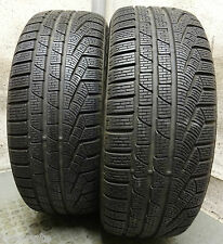 2 x PIRELLI 235/50 R19 99H 8 mm Winter Sottozero W210 S Winterreifen DOT4212 mo
